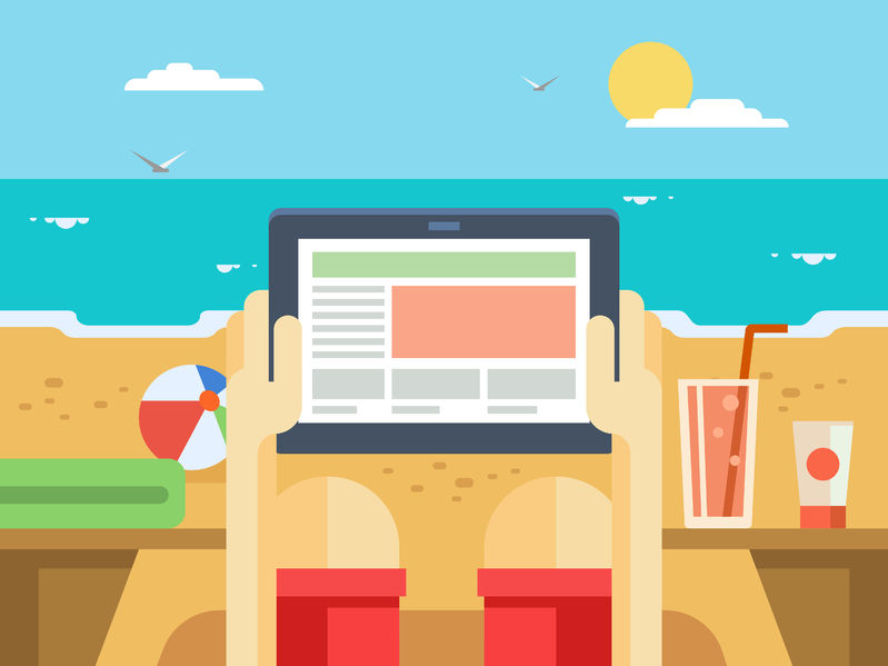 The World is Your Office: How to effectively work remotely