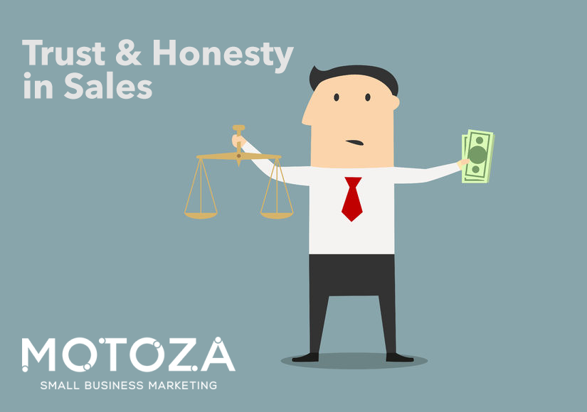 The Importance of Honesty in Sales & Marketing