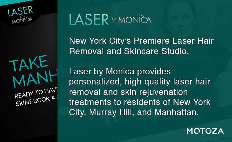 Laser by Monica